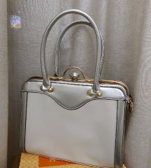 Zlatno srebrna torba