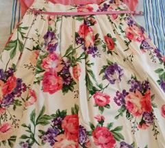 Lot suknja i košulja xs