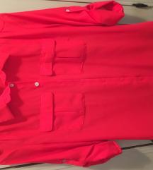 H&M crvena bluza 34