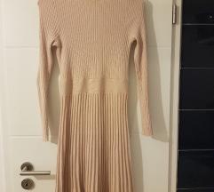 Orsay puder roza haljina
