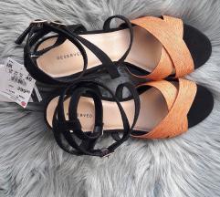 Nove sandale na blok petu