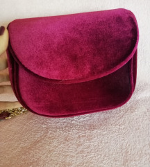 Baršun torbica