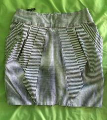 Top shop suknja