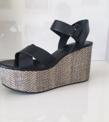 Sandale, wedge shoes