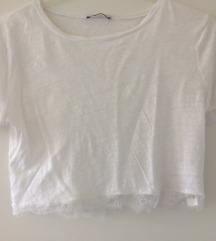Zara bijela kratka majica