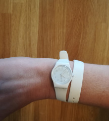 Swatch double strap