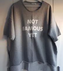 Široka majica - Zara