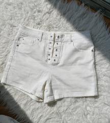 Kratke hlače visoki struk