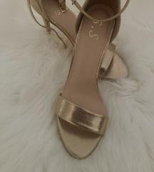 Zlatne sandale - NOVO!