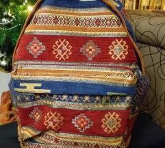 Etno ruksak prekrasan
