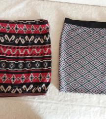 Zara i Vero moda suknje 36 (LOT)
