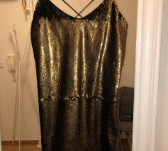 Guess glitter kratka haljinica-kao Novo!