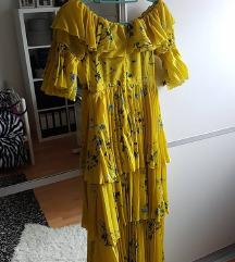 Sniženoo 280 kn! 😊👗NOVA maxi haljina s volanima