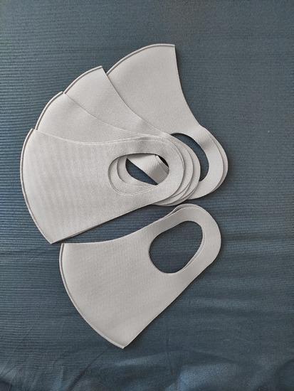NOVE platnene maske - 5 kom