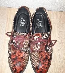 Zmijske bordo (udobne) cipele / NOVE!