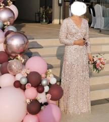 ASOS svečana haljina vjencanica