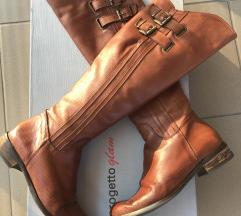 Kožne talijanske čizme