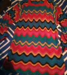 Končna tunika, haljina
