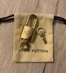 Original Louis Vuitton lokot i ključevi za torbu
