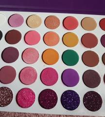 Makeup freak 35 gala paleta