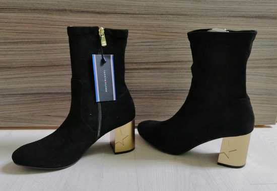 %%Nove Tommy Hilfiger čizme - zadnja cijena