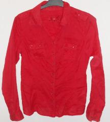 Crvena košulja, edc