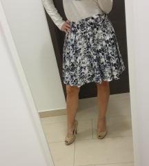Pepe jeans majica i cvjetna suknja NOVO cijena lot