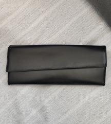 Kožna clutch torbica