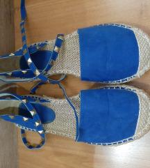 Plave cipelice