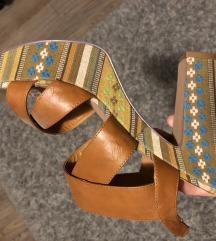 NOVO NIKADA NOSENO! Borovo sandale