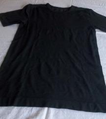 Crna unisex majica kratkih rukava, vel. M