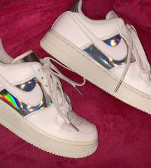 Nike AF1 holographic