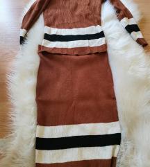 Zimski komplet ( suknja + majica)