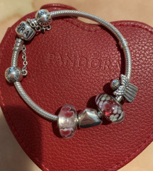 Pandora narukvica i privjesci (ORIGINAL)