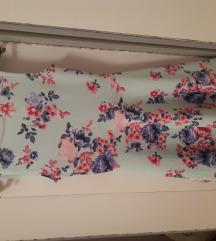 Mala cvjetna haljina