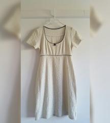 Vintage bijela svečana haljinica, kao nova