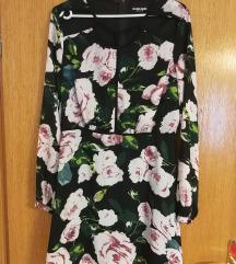 Cvjetna kratka haljinica NOVO
