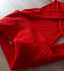 Orsay crvena midi haljina