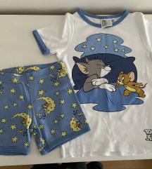 H&M pidžama, vel 122/128