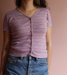 prugasta majica iz devedesetih