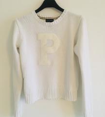 Ralph lauren bijeli pulover vel XS-S