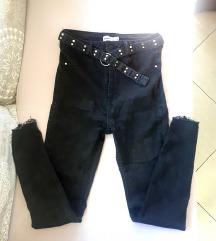 Cropp super high waist M, nove