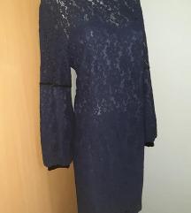 svečana haljina od čipke 46, novo