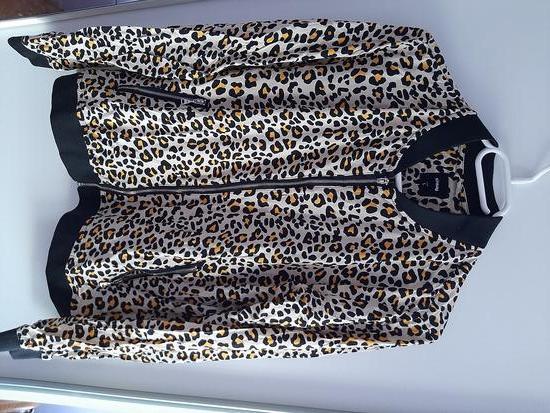 Leopard lagana jakna