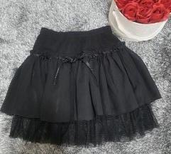 Mini suknjica na gumu - XS, S