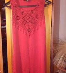 Amisu nova midi haljina 36