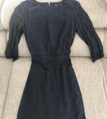 H&M modra haljinica