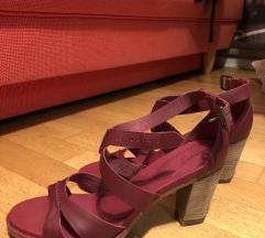 Nove Timberland sandale/stikle