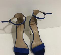 POKLANJAM Plave sandale