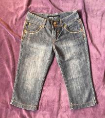 Capri jeans traperice